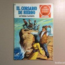 Tebeos: EL CORSARIO DE HIERRO SERIE ROJA NUMERO 16. Lote 288698798