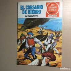 Tebeos: EL CORSARIO DE HIERRO SERIE ROJA NUMERO 18. Lote 288702953