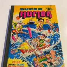Tebeos: SUPER HUMOR XLIX 49. MORTADELO Y FILEMON, ZIPI Y ZAPE. BRUGUERA 1ª EDICION 1984. MUY BUEN ESTADO. Lote 288715698