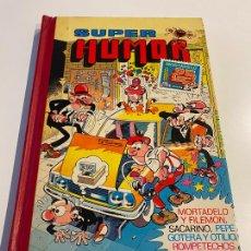 Tebeos: SUPER HUMOR XLV 45. MORTADELO Y FILEMON, PEPE GOTERA. BRUGUERA 1ª EDICION 1983. MUY BUEN ESTADO. Lote 288716078