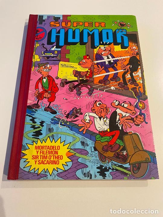 SUPER HUMOR XXV 25. MORTADELO Y FILEMON, SACARINO. BRUGUERA 3ª EDICION 1985. MUY BUEN ESTADO (Tebeos y Comics - Bruguera - Super Humor)