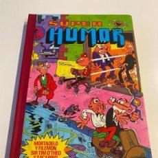 Tebeos: SUPER HUMOR XXV 25. MORTADELO Y FILEMON, SACARINO. BRUGUERA 3ª EDICION 1985. MUY BUEN ESTADO. Lote 288716648