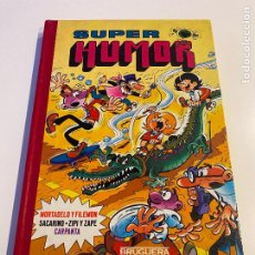 Tebeos: SUPER HUMOR XXIV 24. MORTADELO Y FILEMON, SACARINO. BRUGUERA 3ª EDICION 1985. Lote 288716983