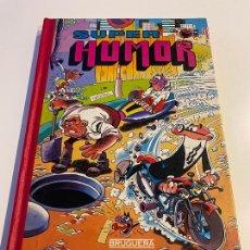 Tebeos: SUPER HUMOR XXII 22. MORTADELO Y FILEMON. BRUGUERA 4ª EDICION 1985. MUY BUEN ESTADO. Lote 288717233