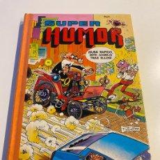 Tebeos: SUPER HUMOR XXI 21. MORTADELO Y FILEMON. BRUGUERA 4ª EDICION 1985.. Lote 288717323