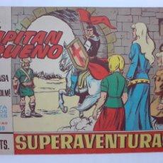 Tebeos: EL CAPITÁN TRUENO-CUADERNILLO SEMANAL ORIGINAL- Nº 538 -LA DEFENSA DE SIGRIDSHOL-1967-OSETE-LEA-5559. Lote 288725873