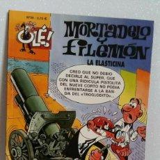 Tebeos: MORTADELO Y FILEMON Nº39 LA ELASTICINA. Lote 288744603