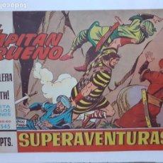 Tebeos: EL CAPITÁN TRUENO-CUADERNILLO SEMANAL ORIGINAL- Nº 545 -LA CÓLERA DE GOLIATH-1967-A.PARDO-LEA-5561. Lote 288888148
