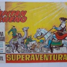 Tebeos: EL CAPITÁN TRUENO-CUADERNILLO SEMANAL ORIGINAL- Nº 558 -LA CARAVANA MISTERIOSA-1967-A.PARDO-5564. Lote 288927213