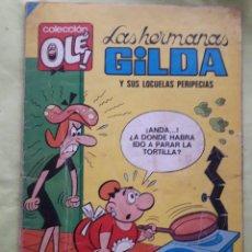 Tebeos: COMIC OLÉ LAS HERMANAS GILDA Nº 9 QUINTA EDICIÓN DE EDITORIAL BRUGUERA. Lote 288927993