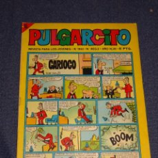 Tebeos: (M9) PULGARCITO N.1883 , EDT BRUGUERA, BUEN ESTADO. Lote 288945728