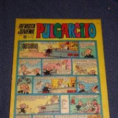 Tebeos: (M9) PULGARCITO N.1960 , EDT BRUGUERA, SEÑALES DE USO NORMALES. Lote 288945803