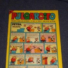 Tebeos: (M9) PULGARCITO N.1894 , EDT BRUGUERA, BUEN ESTADO. Lote 288947903