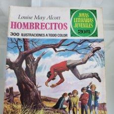 Tebeos: JOYAS LITERARIAS HOMBRECITOS 127 AÑO 1975. Lote 288966023