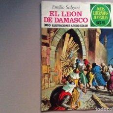 Tebeos: JOYAS LITERARIAS JUVENILES EDICIÓN 1 NÚMERO 68 EL LEON DE DAMASCO. Lote 288987658