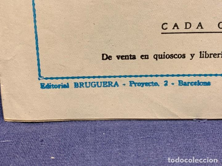 Tebeos: COMIC AVENTURAS DEL PATO DONALD APUROS EN EL MAR WALT DISNEY 1ªEDICION JULIO 1945 BRUGUERA 21X31CMS - Foto 3 - 288988398