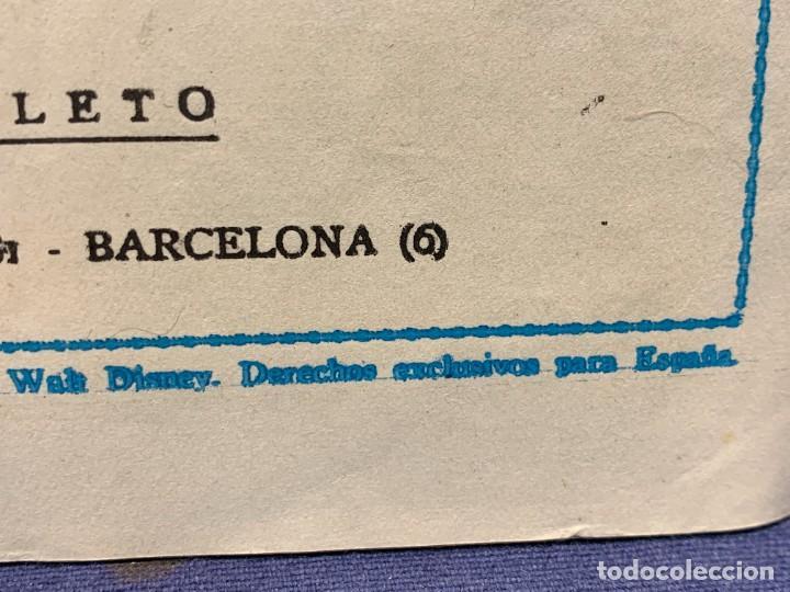 Tebeos: COMIC AVENTURAS DEL PATO DONALD APUROS EN EL MAR WALT DISNEY 1ªEDICION JULIO 1945 BRUGUERA 21X31CMS - Foto 6 - 288988398
