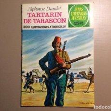 Tebeos: JOYAS LITERARIAS JUVENILES EDICIÓN 1 NÚMERO 69 TARTARIN DE TARASCON. Lote 288989038