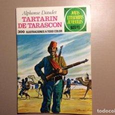 Tebeos: JOYAS LITERARIAS JUVENILES EDICIÓN 1 NÚMERO 69 TARTARIN DE TARASCON. Lote 288992078