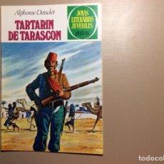 Tebeos: JOYAS LITERARIAS JUVENILES EDICIÓN 3 NÚMERO 69 TARTARIN DE TARASCON. Lote 288996388