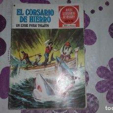 Tebeos: EL CORSARIO DE HIERRO 23.UN EMIR PARA TALATH. JOYAS LITERARIAS JUVENILES SERIE ROJA. MUY BUEN ESTADO. Lote 288999213
