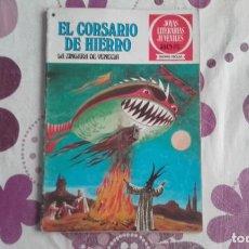 Tebeos: EL CORSARIO DE HIERRO 39. LA ZÍNGARA DE VENECIA. JOYAS LITERARIAS JUVENILES SERIE ROJA.. Lote 289004853