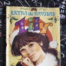 Tebeos: BRUGUERA - LILY EXTRA DE NAVIDAD 1978 ( 60 PTS.). Lote 289237088