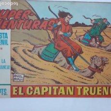 Tebeos: EL CAPITÁN TRUENO-CUADERNILLO SEMANAL ORIGINAL- Nº 584 -KAHFIR, LA SUBTERRÁNEA-1967-A.PARDO-LEA-5578. Lote 289239393