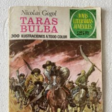 Tebeos: TARAS BULBA - JOYAS LITERARIAS #73 1ª EDICIÓN - BRUGUERA 1976. Lote 289240353