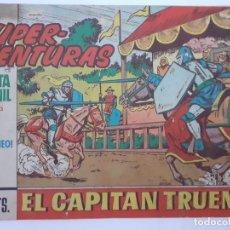 Tebeos: EL CAPITÁN TRUENO-CUADERNILLO SEMANAL ORIGINAL- Nº 589 -EL TORNEO-1968-FUENTES MAN-LEA-5579. Lote 289243648