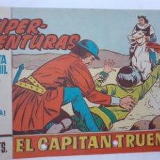 Tebeos: EL CAPITÁN TRUENO-CUADERNILLO SEMANAL ORIGINAL- Nº 591 -LA SENTENCIA-1968-JOSÉ GRAU-CORRECTO-5580. Lote 289248558