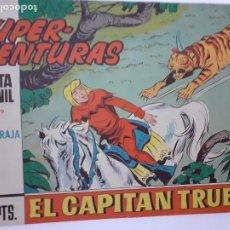 Tebeos: EL CAPITÁN TRUENO-CUADERNILLO SEMANAL ORIGINAL- Nº 605 -EL MAJARAJÁ NEGRO-1968-JOSÉ GRAU-LEA-5582. Lote 289252503