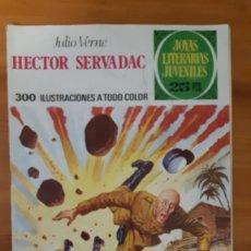 Tebeos: JOYAS LITERARIAS JUVENILES Nº167. HECTOR SERVADAC - JULIO VERNE. Lote 289260453