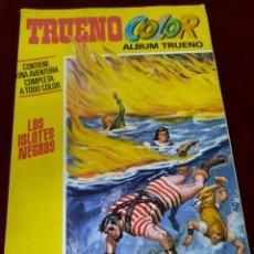 Tebeos: TRUENO COLOR LOS ISLOTES NEGROS. Lote 289262423
