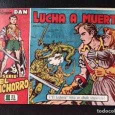 Tebeos: COLECCIÓN DAN- EL CACHORRO- LUCHA A MUERTE. Lote 289271058