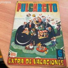 Tebeos: PULGARCITO EXTRA VACACIONES 1963 (ORIGINAL BRUGUERA) (COIB207). Lote 289271338