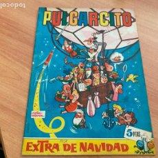 Tebeos: PULGARCITO EXTRA NAVIDAD 1958 CON CAPITAN TRUENO (ORIGINAL BRUGUERA) (COIB207). Lote 289272253
