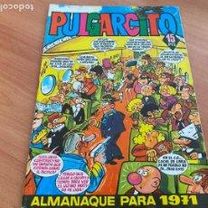 Tebeos: PULGARCITO ALMANAQUE PARA 1971 (ORIGINAL BRUGUERA) (COIB207). Lote 289273258