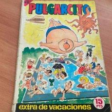 Tebeos: PULGARCITO EXTRA VACACIONES 1964 (ORIGINAL BRUGUERA) (COIB207). Lote 289287123