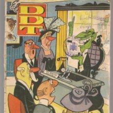 Tebeos: EL DDT. Nº 417. BRUGUERA, 1959. (C/A101). Lote 289318338