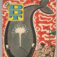Tebeos: EL DDT. Nº 461. BRUGUERA, 1960. (C/A101). Lote 289318743