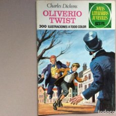 Tebeos: JOYAS LITERARIAS JUVENILES EDICIÓN 1 NÚMERO 70 OLIVERIO TWIST. Lote 289336463
