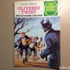 Tebeos: JOYAS LITERARIAS JUVENILES EDICIÓN 2 NÚMERO 70 OLIVERIO TWIST. Lote 289340808