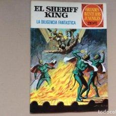 Tebeos: SHERIFF KING EDICIÓN 1 NUMERO 64 LA DILIGENCIA FANTÁSTICA. Lote 289391933