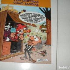 Tebeos: FRANCISCO IBAÑEZ Y OLE:ROMPETECHOS.EDICIONES B,AÑO 2001.. Lote 289400363