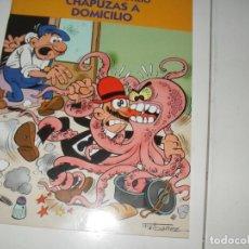 Tebeos: FRANCISCO IBAÑEZ Y OLE: PEPE GOTERA Y OTILIO.EDICIONES B,AÑO 2001.. Lote 289400823