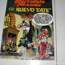 Tebeos: MAGOS DEL HUMOR MORTADELO EL NUEVO CATE.EDICIONES B,AÑO 1998.. Lote 289402343