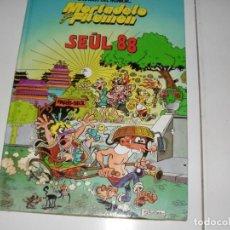 Tebeos: MAGOS DEL HUMOR MORTADELO SEUL 88.CIRCULO DE LECTORES,AÑO 1995.. Lote 289403513