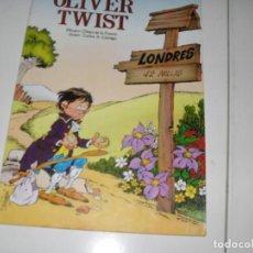 Tebeos: OLIVER TWIST.EDICIONES RASGOS,AÑO 1983... Lote 289408383