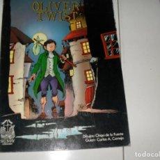 Tebeos: OLIVER TWIST.EDICIONES SEDMAY,AÑO 1980.. Lote 289410088